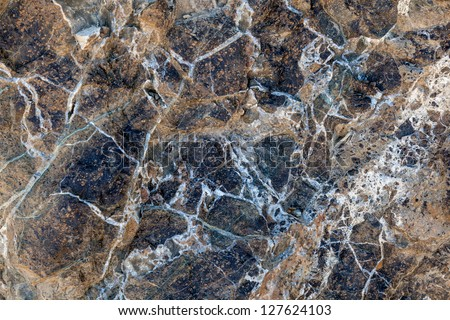 High resolution of gray marble - stock photo