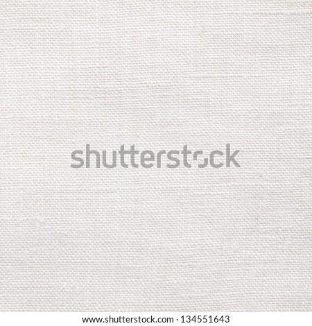 High resolution seamless linen canvas background - stock photo