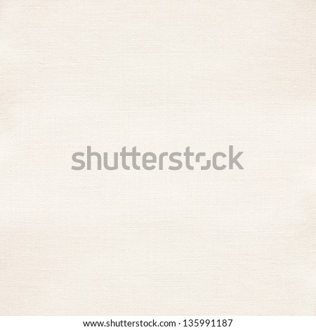 High resolution seamless linen canvas background - stock photo