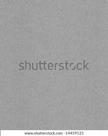 High resolution texture of brushed aluminum sheet - stock photo