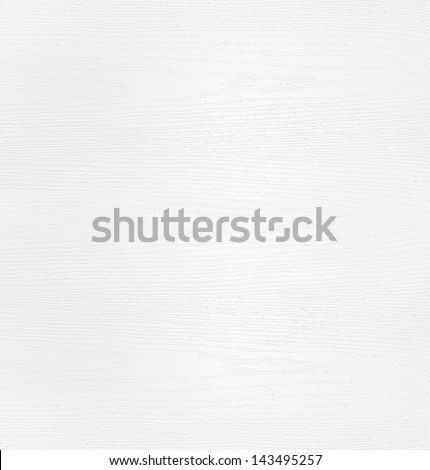 High resolution white wooden texture background - stock photo