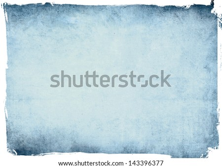 highly Detailed grunge background frame with space - stock photo