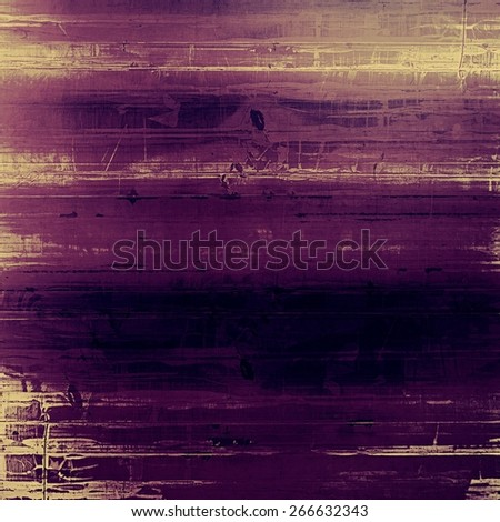 Highly detailed grunge texture or background. With different color patterns: brown; blue; purple (violet); black - stock photo