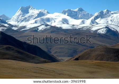 Himalaya - stock photo