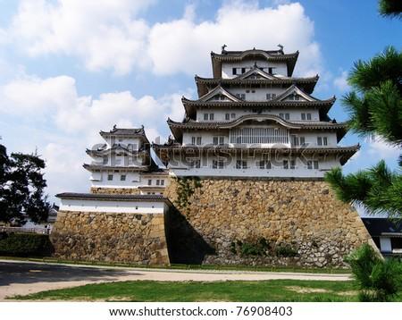 Himeji Castle, Hyōgo Prefecture, Japan - stock photo