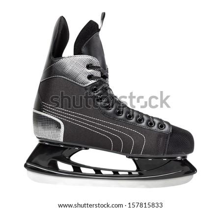 Hockey skate - stock photo