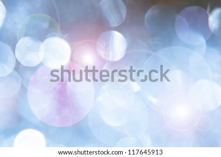 Holiday abstract background - stock photo