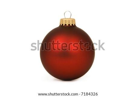 Holiday ball - stock photo