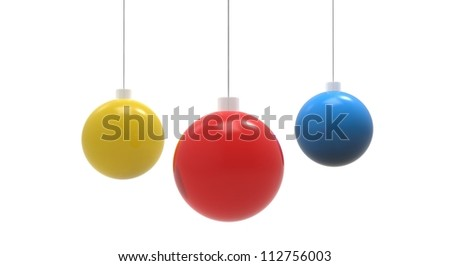 Holiday decoration - stock photo
