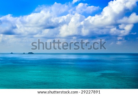 Holiday dream - stock photo