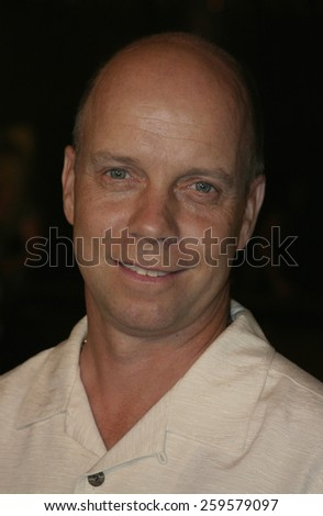 """HOLLYWOOD, CALIFORNIA. August 23, 2005. Scott Hamilton at the World Premiere of """"Dirty Deeds"""" at the Directors Guild of America in Hollywood, California , United States. - stock photo"""