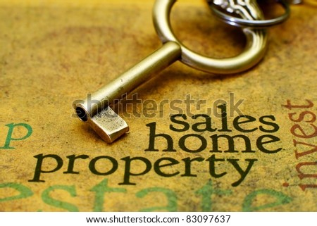 Home concept - stock photo