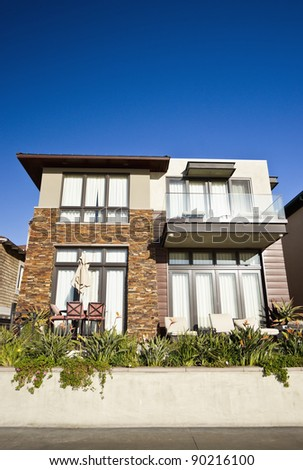 Home Exterior - stock photo