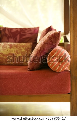Home interiors. - stock photo
