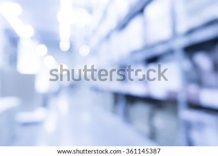 home-store shopping mall background - stock photo