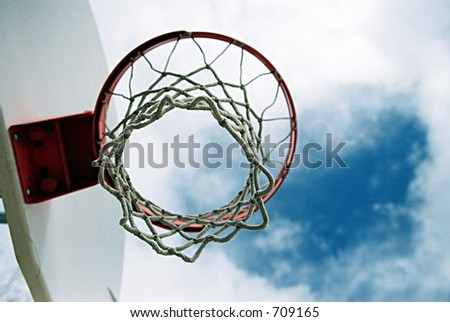 Hoop - stock photo