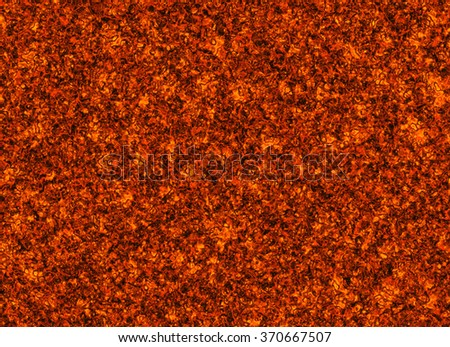hot lava fire texture after eruption volcano - stock photo