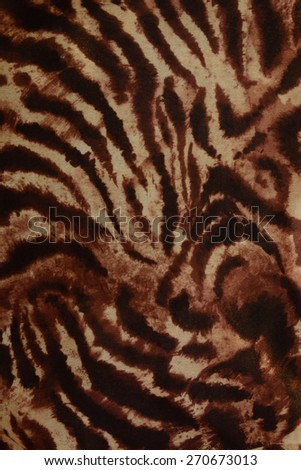 hot leopard skin seamless background - stock photo