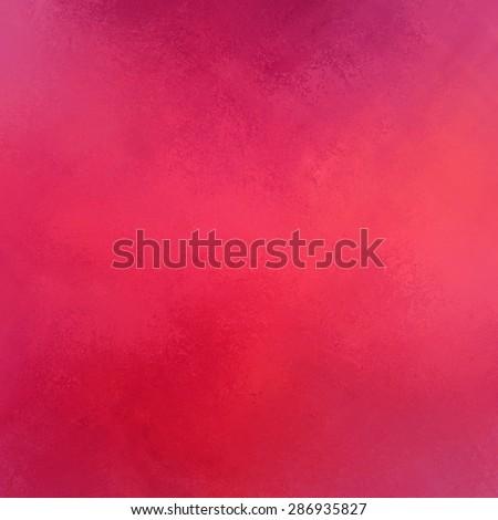 hot pink orange background - stock photo