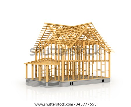 House framework stock photos images pictures for House framing 101