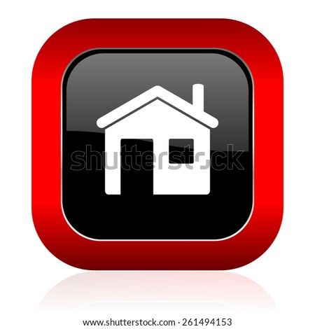 house icon home sign  - stock photo