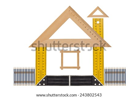 House of the tools metallic tool to measure right angle for Right angle house