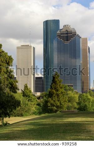 Houston Texas - stock photo