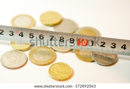 How much cost? Can you describe price by the photo? Can you measure price? - stock photo