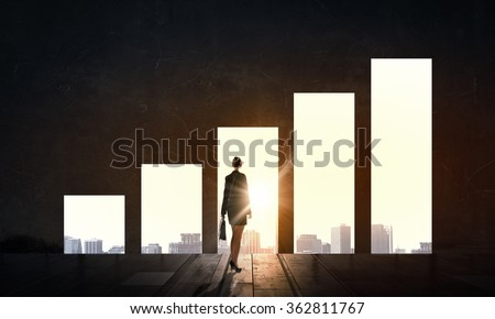 How to increase your profit - stock photo