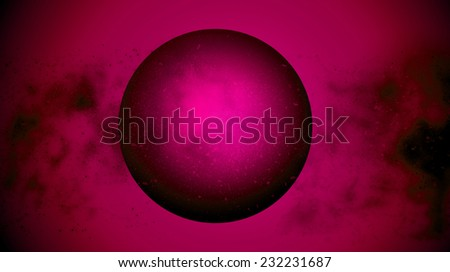 human cell structure - stock photo