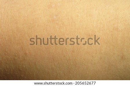 human skin background - stock photo