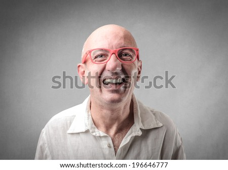 humorous - stock photo