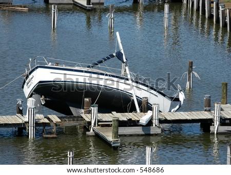 Hurricane Katrina 32 - stock photo