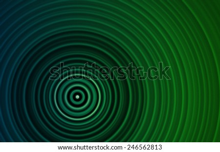 Hypnotic Spiral Pattern as a Concept Pattern - stock photo