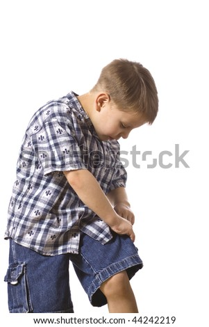 I'm looking for something - stock photo
