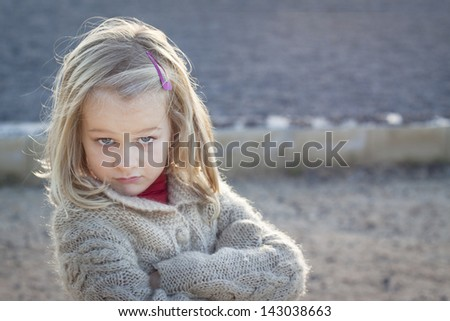 I told you so attitude - stock photo
