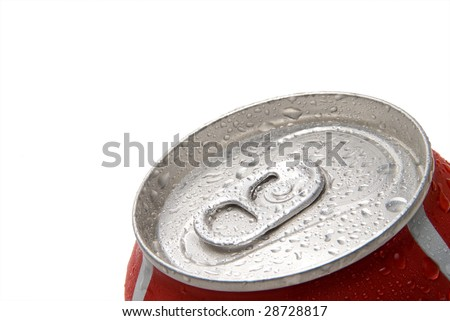 Ice Cold Drink - stock photo