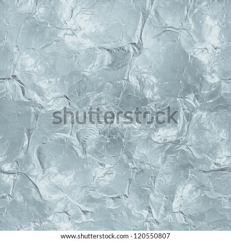 ice texture - stock photo