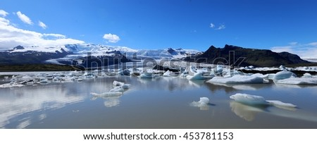 Iceland - stock photo