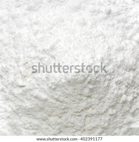 Icing sugar - stock photo