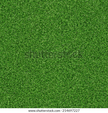 idyllic  seamless grass texture - stock photo