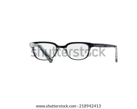 illustrate of a glasses - stock photo
