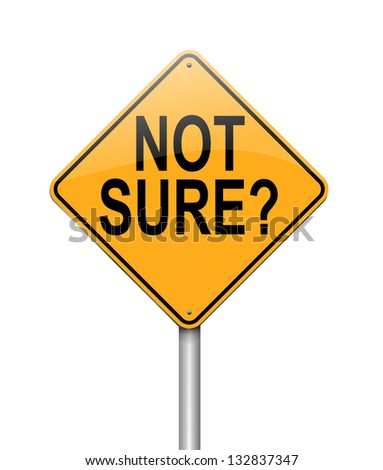 not sure A dhammatalk by ajahn chah: ''not sure'' - the standard of the noble ones1.