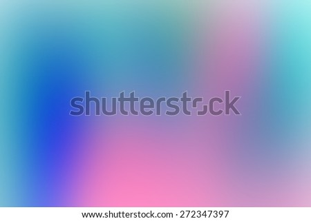 illustration of soft colored abstract background with pastel beautiful gradient - stock photo