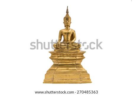 image of Buddha - stock photo