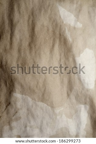 image of old paint paper for background - stock photo