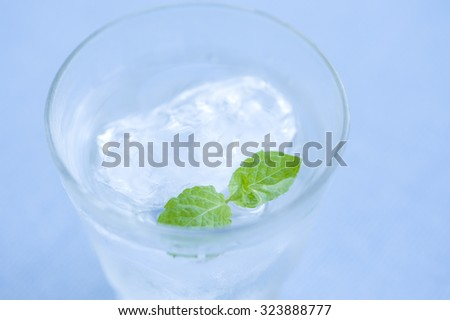 Image of water - stock photo