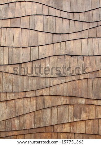 Image of wooden background - stock photo