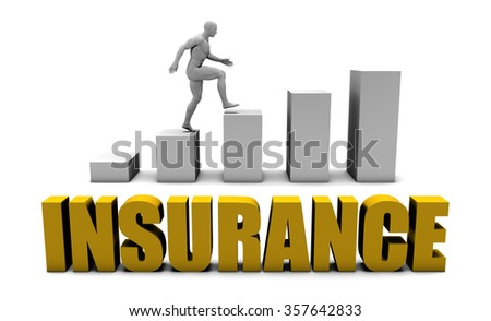 Improve Your Insurance  or Business Process as Concept - stock photo