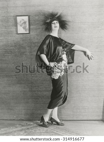 In vogue - stock photo